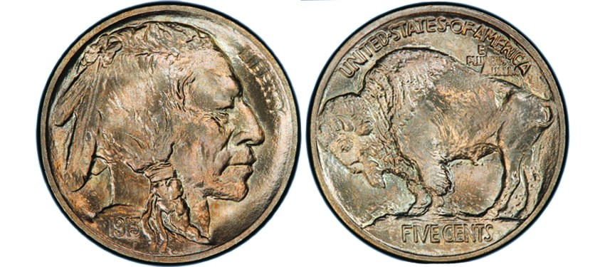 Five Cents - Nickel